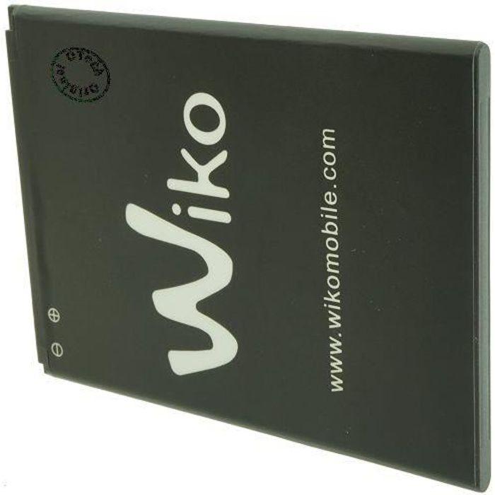 Batterie Téléphone Portable pour WIKO HARRY
