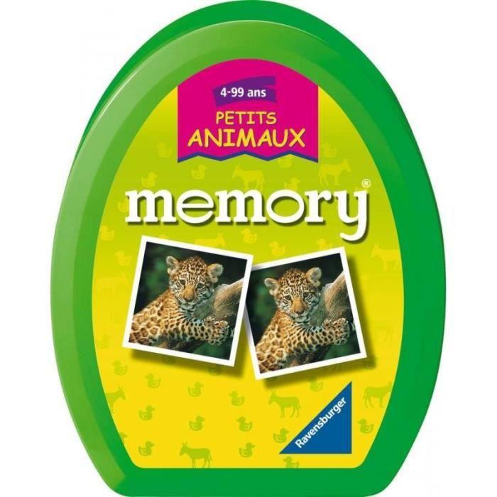 Ravensburger Œuf de Pâques - memory® petits animaux
