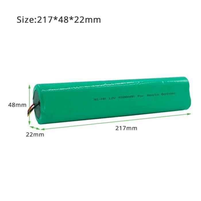 12V Batterie de Remplacement pour Neato Botvac 70E 75 80 85 D75 D8 D85 Batterie D'Aspirateur