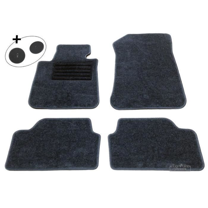 tapis de sol textile bmw serie1 e87 x1 e84 achat vente tapis de sol tapis de sol textile. Black Bedroom Furniture Sets. Home Design Ideas