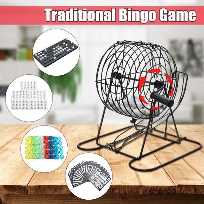 LOTO - BINGO WANG  TEMPSA Jeu Loto Bingo Jeux traditionnels 75