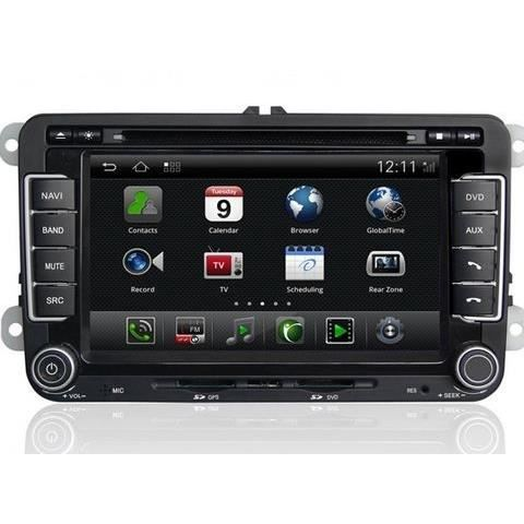 autoradio gps volkswagen android achat vente pack gps auto autoradio gps volkswagen an. Black Bedroom Furniture Sets. Home Design Ideas