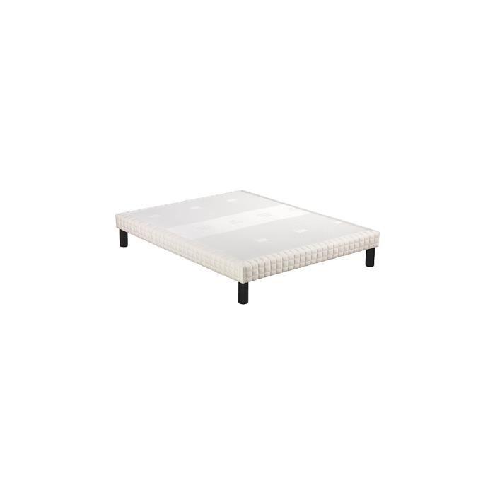 SOMMIER Sommier tapissier Epeda Confort Medium 3 Zones - 2