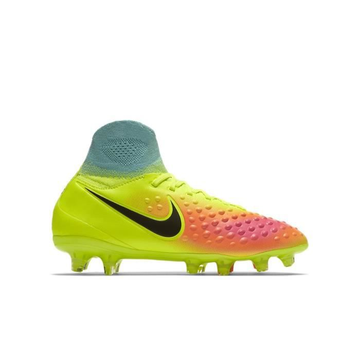 wide range professional sale uk availability Chaussure de football Nike Magista Obra 2 FG Junior - 844410-708 ...