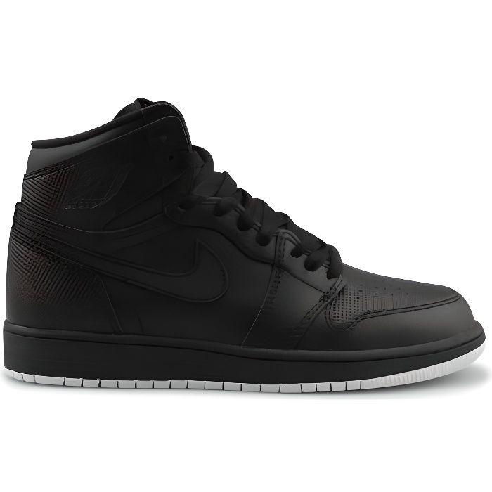Basket Air Jordan 1 Retro High Og Junior Noir 575441 002