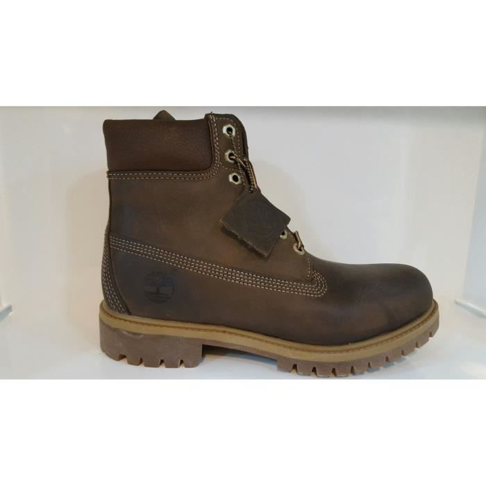 taille bottes timberland