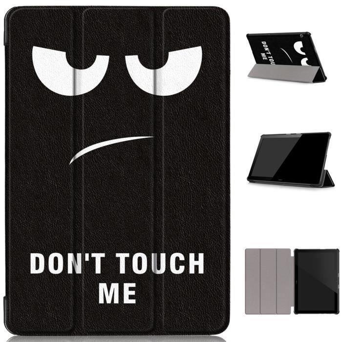 Coque Huawei MediaPad T5 10, avec Support Antichoc