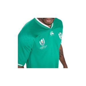 Taille 3-4 ans Officiel Canterbury Irlande Rugby Home Infant Kit 2018//19