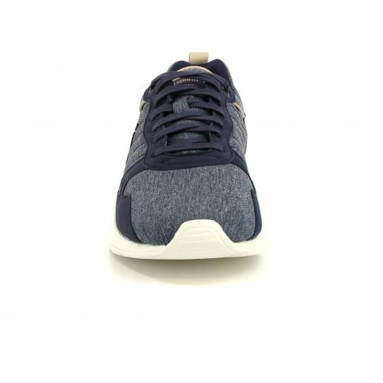 Chaussures LCS R600 Craft 2 Tones Dress Blue - Le Coq Sportif