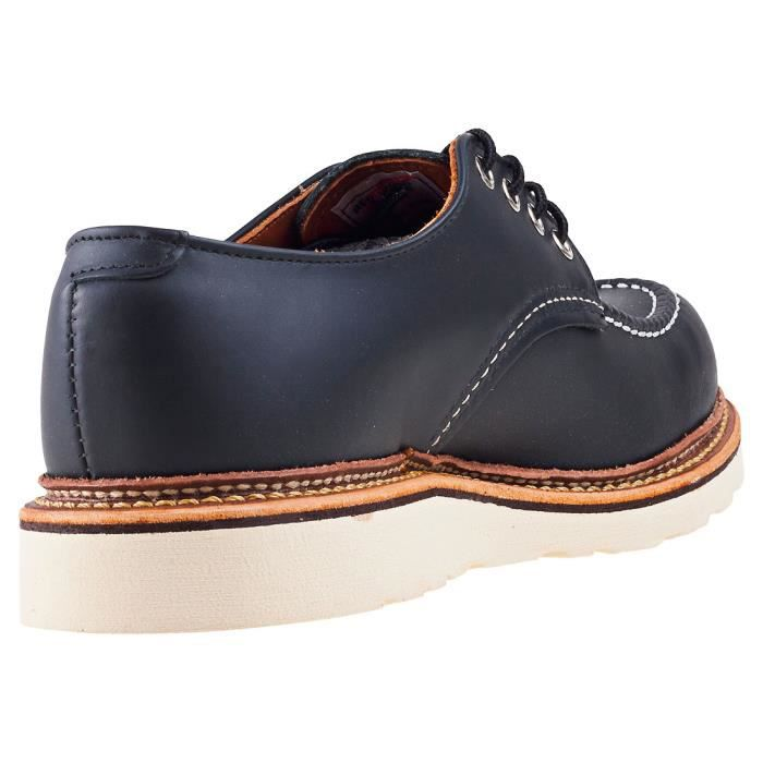 Red Wing Classic Oxford Chrome Hommes Chaussures Noir - 11 UK