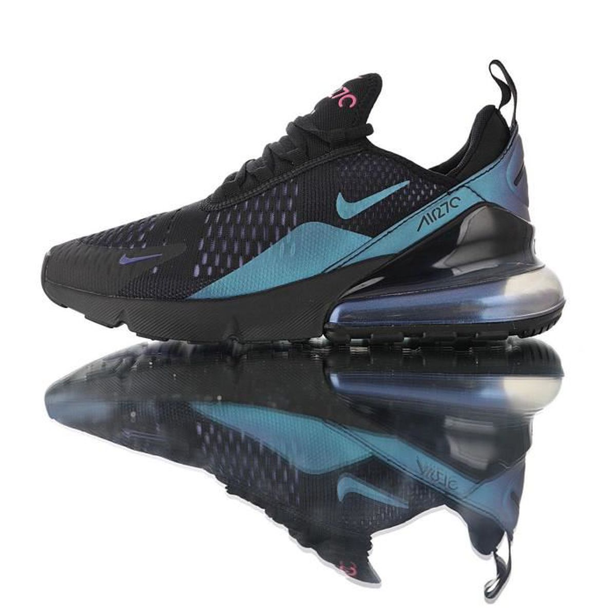 basket nike air max 270 noir