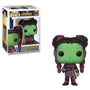 FIGURINE DE JEU Figurine Funko Pop! Infinity War : Young Gamora