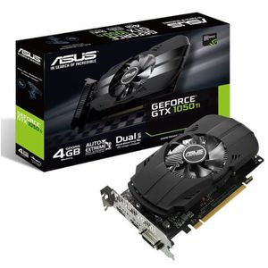 CARTE GRAPHIQUE INTERNE Carte graphique GeForce GTX 1050 Ti 4GB