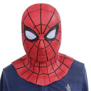 ACCESSOIRE POUPON Masque Spiderman