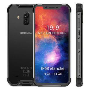 SMARTPHONE Blackview BV9600 Smartphone Étanche IP68 Écran 6.2