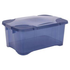 BOITE DE RANGEMENT EDA PLASTIQUE Boîte de rangement Clip'Box 30 L - B