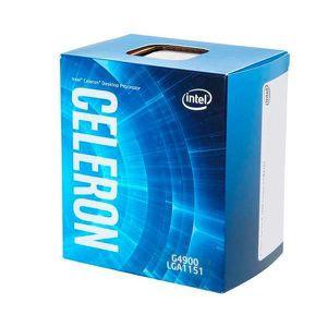 PROCESSEUR Cpu Intel Celeron G4900 Coffee Lake 8ºgn Socket 11