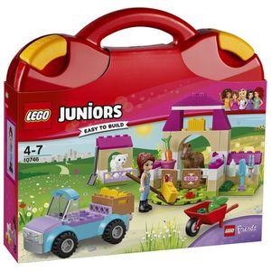 VOLANT JEUX VIDÉO LEGO® Juniors Friends 10746 La valisette Mia à la