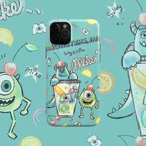 COQUE - BUMPER Coque iPhone 11,Disney Monsters Inc 1 Premium Coqu
