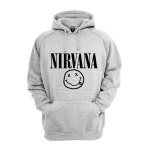 SWEATSHIRT Sweat shirt Nirvana gris