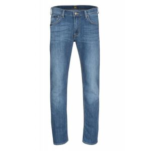 JEANS Lee Daren Zip Fly Hommes Regular Blue Jeans L707AA
