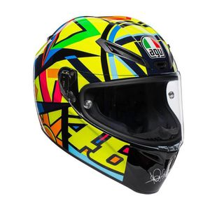 CASQUE MOTO SCOOTER Protections Casques Agv Veloce S Plk