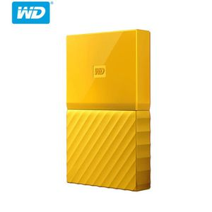 DISQUE DUR SSD Disque dur externe 1To - Western Digital My Passpo