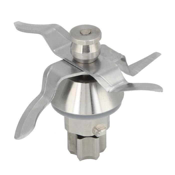 QL Accessoires de pièce de rechange de lame de mélangeur en acier inoxydable adaptés pour Vorwerk Thermomix TM31 TM51