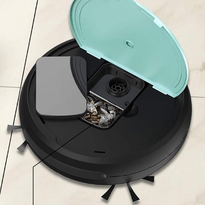 Robot aspirateur intelligent rechargeable 7-en-1 3200PA balayeuse puissant aspirateur robot de nettoyage sans fil USB