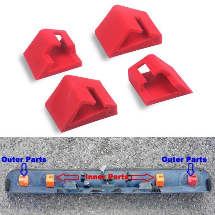 Clips de réparation de hayon de poignée de coffre conçus pour Nissan QASHQAI (2006-2013) @duo1463