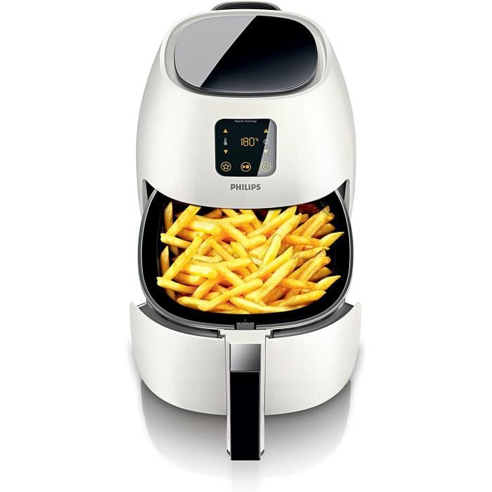 FRITEUSE Philips Avance Collection Airfryer XL HD9240-30 Friteuse Blanc 2 100 W328