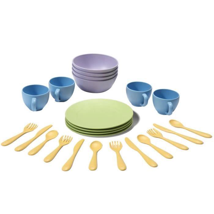 Green Toys Dinette -service Vaisselle- HYR39