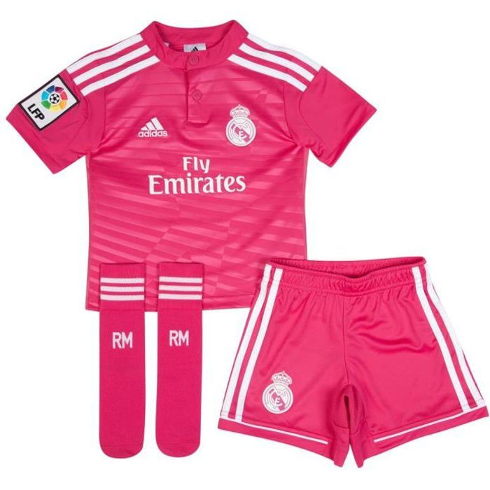 ADIDAS MINI KIT REAL MADRID EXTERIEUR