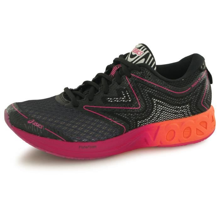 Asics Noosa Ff noir, chaussures de running enfant