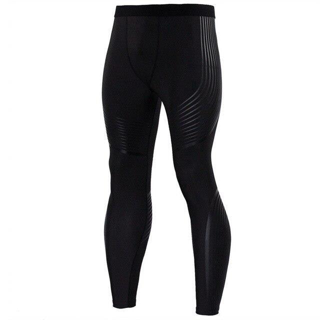 Zencart Pantalons De Compression Hommes Collants D'entraînement Musculaire Pantalons De Gym Course Joggeurs Pantalons De Fitness Yo