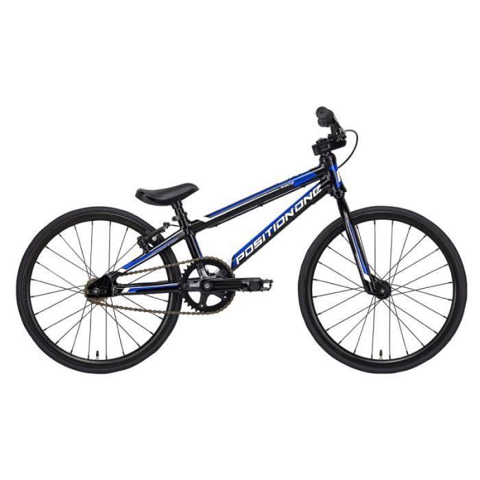 Vélo Position One 2019 Race Micro 18- - noir/bleu - 18
