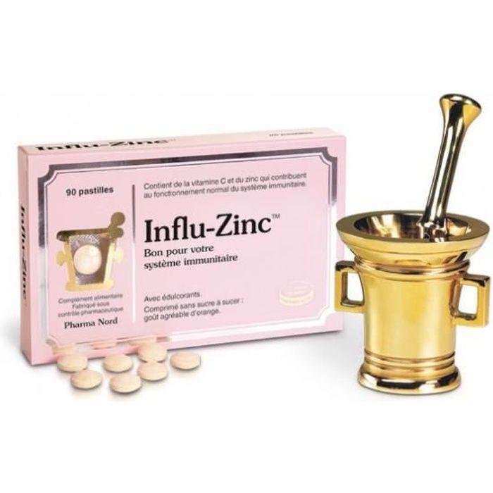 Influ-Zinc - 90 pastilles