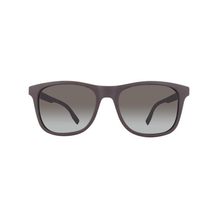 Jimmy orange unisexe noir écaille métal pont lunettes de soleil