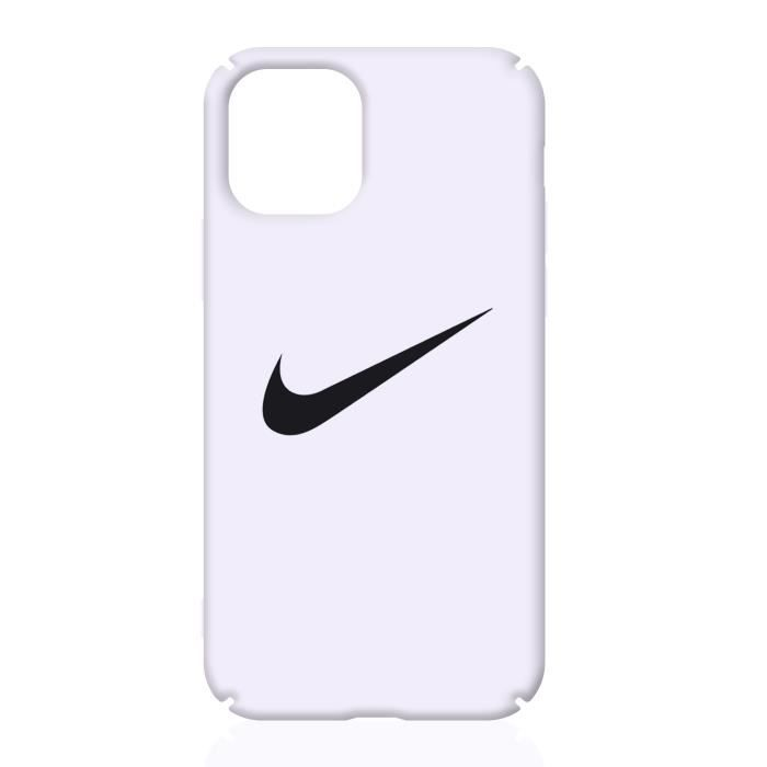 Coque iphone 11 silicone nike