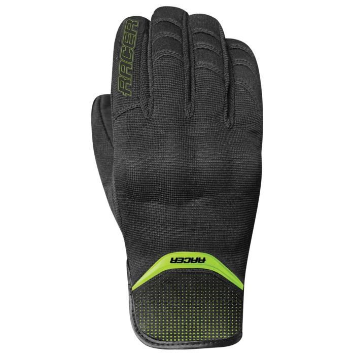 racer gants moto et smart noir vert achat vente gants sous gants racer gants moto smart. Black Bedroom Furniture Sets. Home Design Ideas