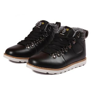 Bottes d'homme Haut Haut Solide Couleur lacent PU Chaussures mode 8578534 xHUgOfRY0Y