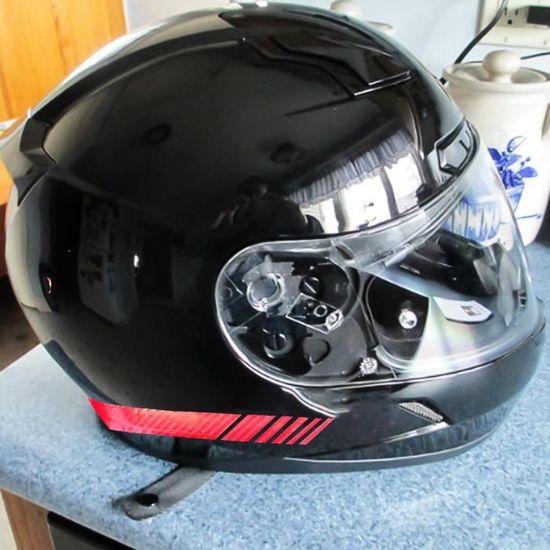 Moto R/éservoir de carburant autocollant nouvelle voiture moto r/éservoir autocollant autocollants 3D en fibre de carbone diable Skull Logo Protect Pad du r/éservoir de carburant Accessoires Moto Racing