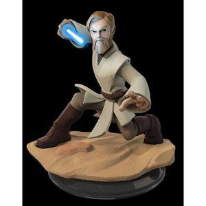 FIGURINE DE JEU Figurine Ligth-Up Obi-Wan Kenobi Disney Infinity 3