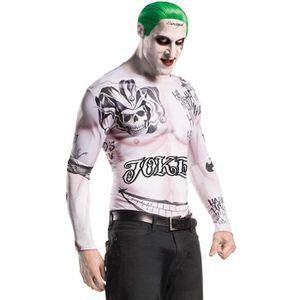 PALETTE DE MAQUILLAGE  Déguisement Et Maquillage Adulte Joker - Suicide S