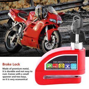 ANTIVOL - BLOQUE ROUE COCO Bloc Disque Alarme Antivol Moto Tchipie Bloqu