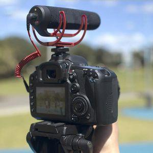 CAMÉRA IP Rode VidMic GO Microphone de bord Accessoires de c