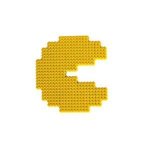 ASSEMBLAGE CONSTRUCTION Jeu D'Assemblage QXJL3 Pac-Man brique Jeu de const