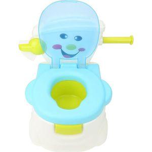 Vert Wakects R/éducteur de WC Enfant Pliante Si/ège de Formation de Toilette pour Enfants Doux avec Antid/érapant /Échelle Marche et Poign/ées R/éducteur de Toilette avec /Échelle R/églable