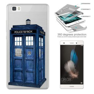 coque huawei p8 lite doctor who