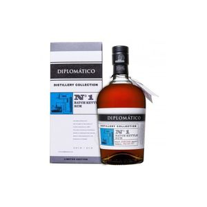 RHUM Diplomatico Distillery Collection N°1 Batch Kettle
